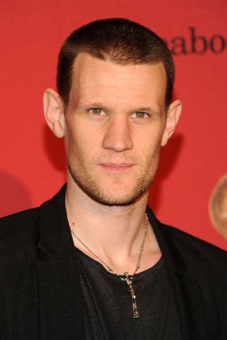 doctor who actor matt smith shows off shaven head for role
