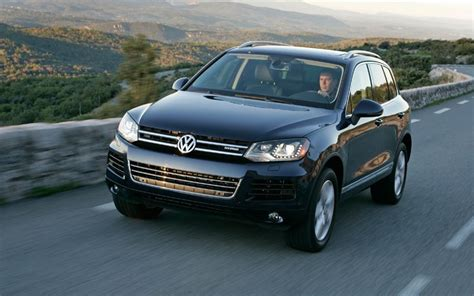 volkswagen touareg xl seven seat vw suv possible
