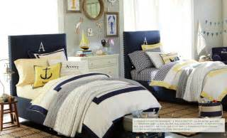 Bedroom Sets For Teenage Guys pottery barn kids summer preview rugby stripe duvets