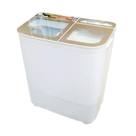 Mesin Cuci Akari Bekas jual akari awm 88sk mesin cuci 2 tabung 8 kg