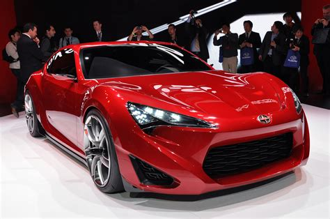 Does Toyota Own Scion Scion Fr S Concept Another Toyota Ft 86 Rendition