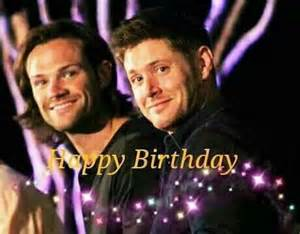 supernatural birthday from my thank you canavello mrasek canavello mrasek triana