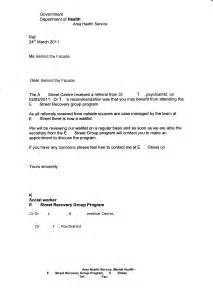 Patient Referral Letter Bristol Dental Hospital Letter Regarding Dbt The Fa 231 Ade