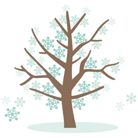 snow flake tree snowflake tree svg cutting files svg cuts snow