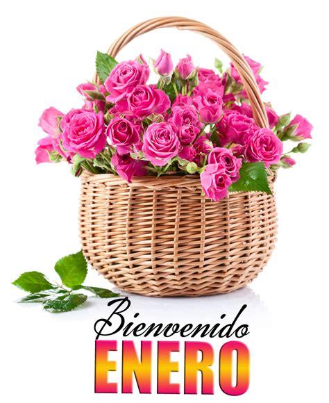 imagenes de wasap de flores imagenes con flores para dar la bienvenida a enero