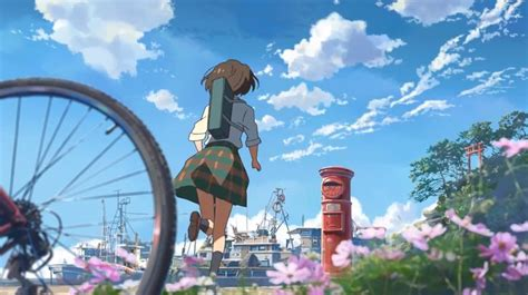film anime karya makoto shinkai crossroads z kai cm by makoto shinkai manga anime
