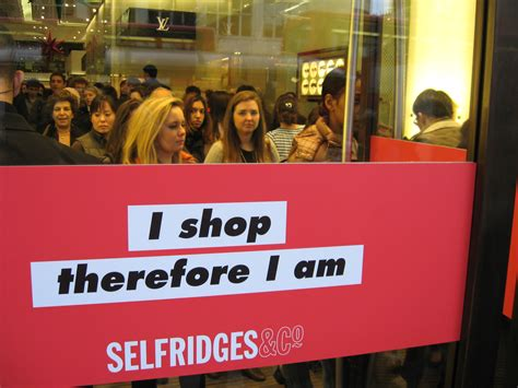 I Shop by I Shop Therefore I Am Isonomia