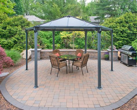 garden gazebo canopy chatsworth garden gazebo the canopy shop