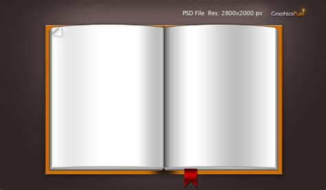 14 3d book template psd files free download images blank