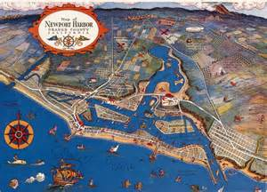 o c history roundup newport harbor and claude g putnam
