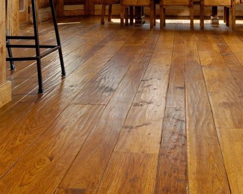 Wide Wood Plank Flooring Hickory Wide Plank Flooring Throughout Home Ideas Wide Plank Plank Flooring
