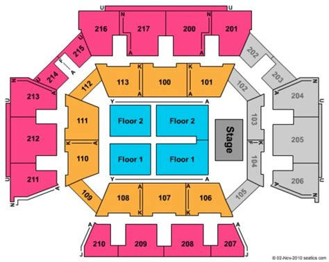 jones seating chart jones convocation center tickets in chicago illinois