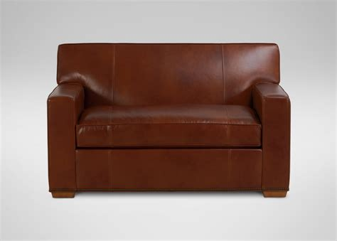 chair and a half recliner leather kendall leather chair and a half ethan allen