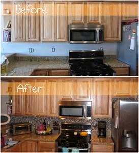 Kitchen Backsplash Diy Diy Backsplash