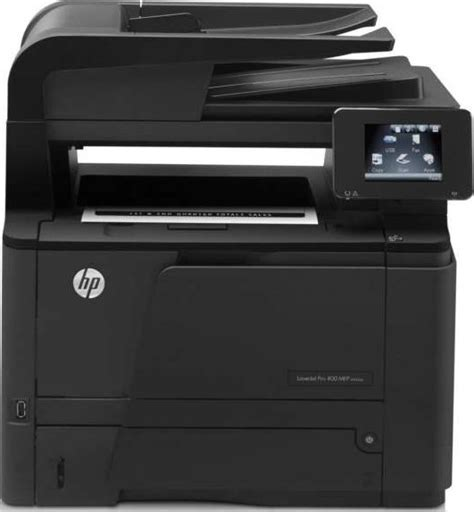 Printer Hp Pro 400 hp laserjet pro 400 mfp m425dw wireless all in one printer