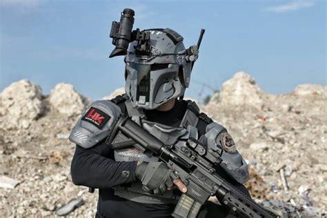 tactical gear az ballistic mandalorian armor the firearm blogthe firearm