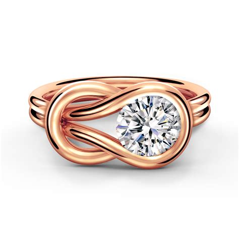 Solitaire Rings by Encordia 174 Solitaire Ring Forevermark