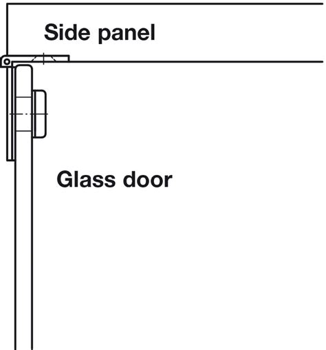 glass door thickness in mm glass door hinge 180 176 for 6 mm glass thickness h 228 fele