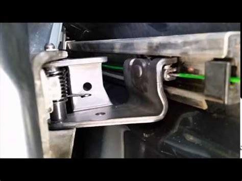 Honda Odyssey Door Repair 2003 honda odyssey sliding door cable repair