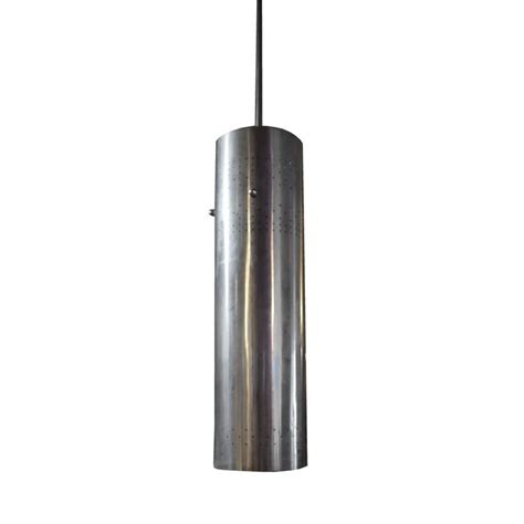 Cylinder Light Fixtures American Mid Century Cylinder Light Fixture For Sale At 1stdibs
