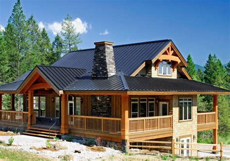 cedar cabin floor plans osprey 1 plan of month custom cedar homes house plans