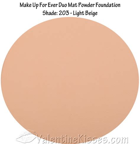 Make Up For Duo Mat by Kisses Make Up For Duo Mat Powder