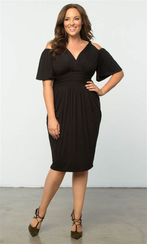 Find Plus Find The Plus Size Black Dress Lifestyle