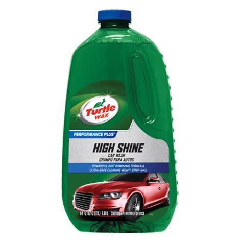 Turtle Wax turtle wax performance plus high shine car wash 1 89 litre