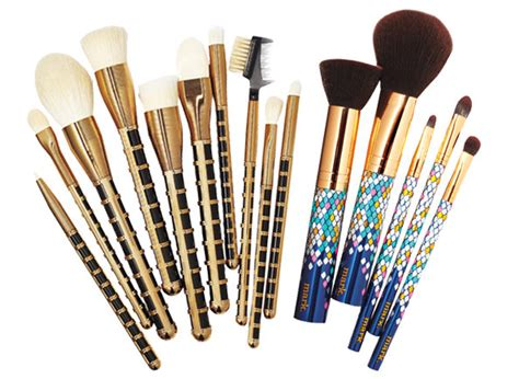 best professional makeup brushes the six best affordable makeup brush sets instyle