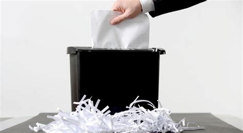 How To Make A Paper Shredder - top 10 best professional paper shredders 2018 reviews