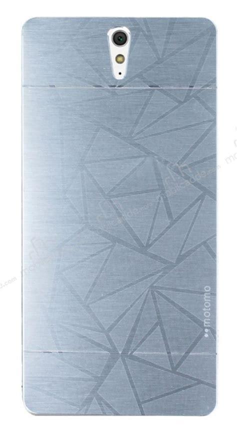 Motomo Xperia C5 motomo prizma sony xperia c5 ultra metal silver rubber k箟l箟f