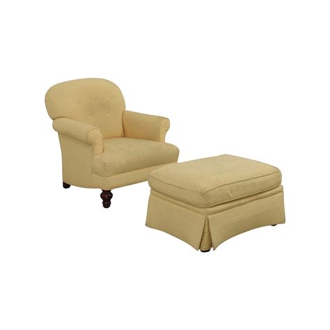 arm chair with ottoman 90 yellow arm chair with ottoman chairs