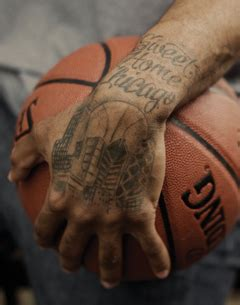 derrick rose basket ball playewith tattoos 171 best design idea