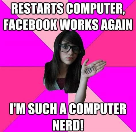 Computer Geek Meme - computer nerd meme pictures to pin on pinterest pinsdaddy