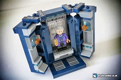 Lego 21304 Doctor Who doctor who news reviews review lego ideas