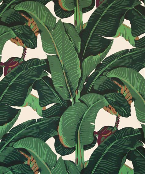 banana palm wallpaper tumblr stylebeat it s a jungle out there kate spade s