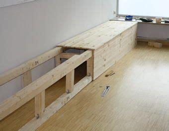 sitzbank zum selber bauen bauanleitung sitzbank ambiznes