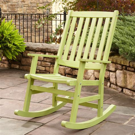 patio rocking bench home styles bali hai outdoor rocking chair by oj commerce 117 02 243 99