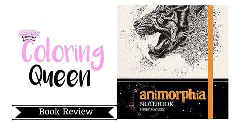 animorphia notebook animorphia notebook review youtube