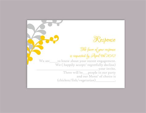 Diy Wedding Rsvp Template Editable Text Word File Download Printable Rsvp Cards Leaf Rsvp Gold Rsvp Template Word