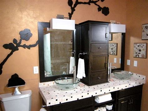 Countertop Bathroom Storage by Modular Bathroom Cabinets Hgtv