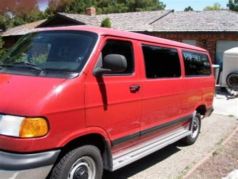 security system 2002 dodge ram van 2500 user handbook good condition red 2002 dodge ram van 2500 in na idaho