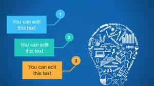 powerpoint slide design templates creative 3 bullet point slide design for powerpoint with