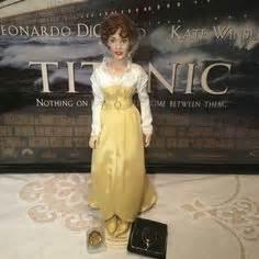 porcelain doll titanic mint the official titanic porcelain doll beautiful