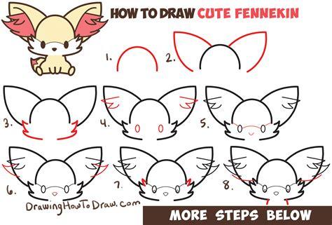 wordpress tutorial for beginners step by step in hindi learn how to draw fennekin cute kawaii chibi from