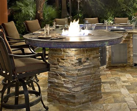 Prefab Kitchen Island by Outdoor Kitchens In Or Out Of Favor Hughes Realty