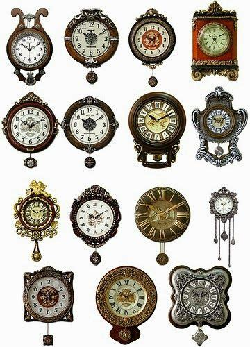 printable dollhouse clock here are a few handy printable s that i have found around
