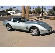 1982 Chevrolet Corvette 57L V 8 CFI Automatic