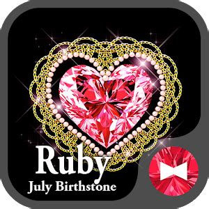themes for htc ruby download ruby july birthstone theme for pc