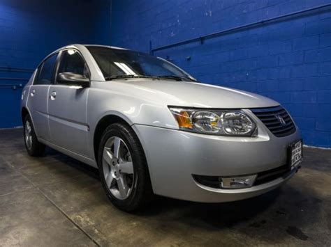 2007 saturn ion level 3 2007 saturn ion level 3 for sale